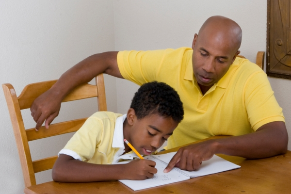3 Ways Dads Can Help Moms Homeschool