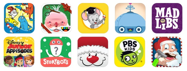 Top 5 Free Kids Apps