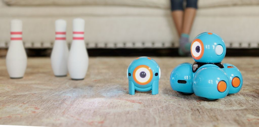 Dash and Dot Help Kids Make Wonder