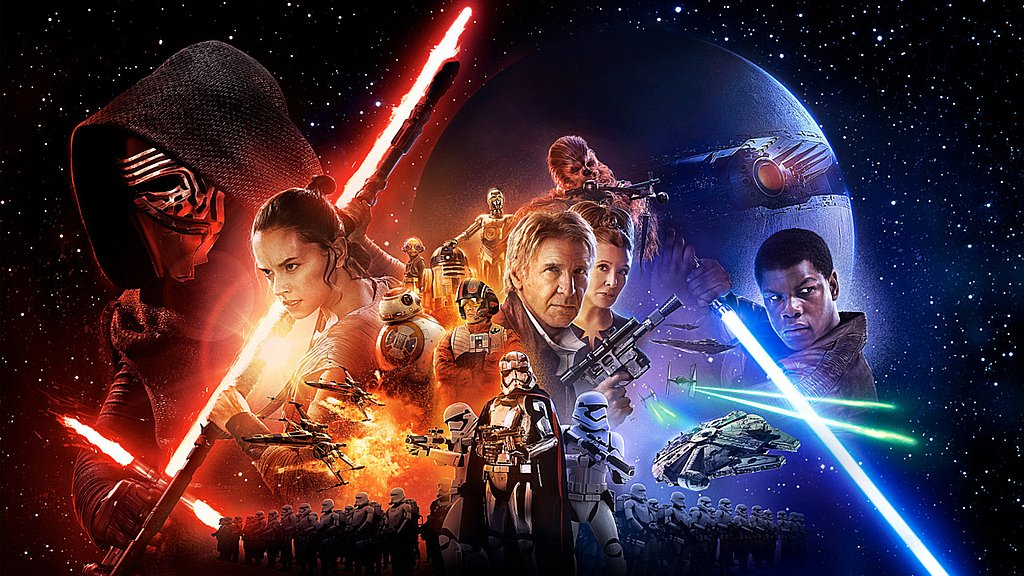 Star Wars: The Force Awakens - A Homeschool Dad Review