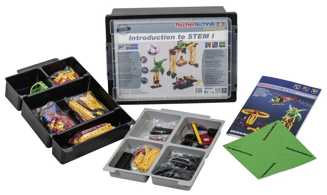 fischertechnik Introduction to STEM Kit