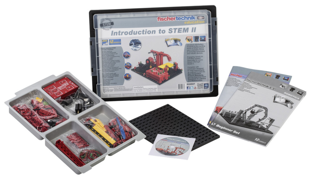fischertechnik Introduction STEM Kit